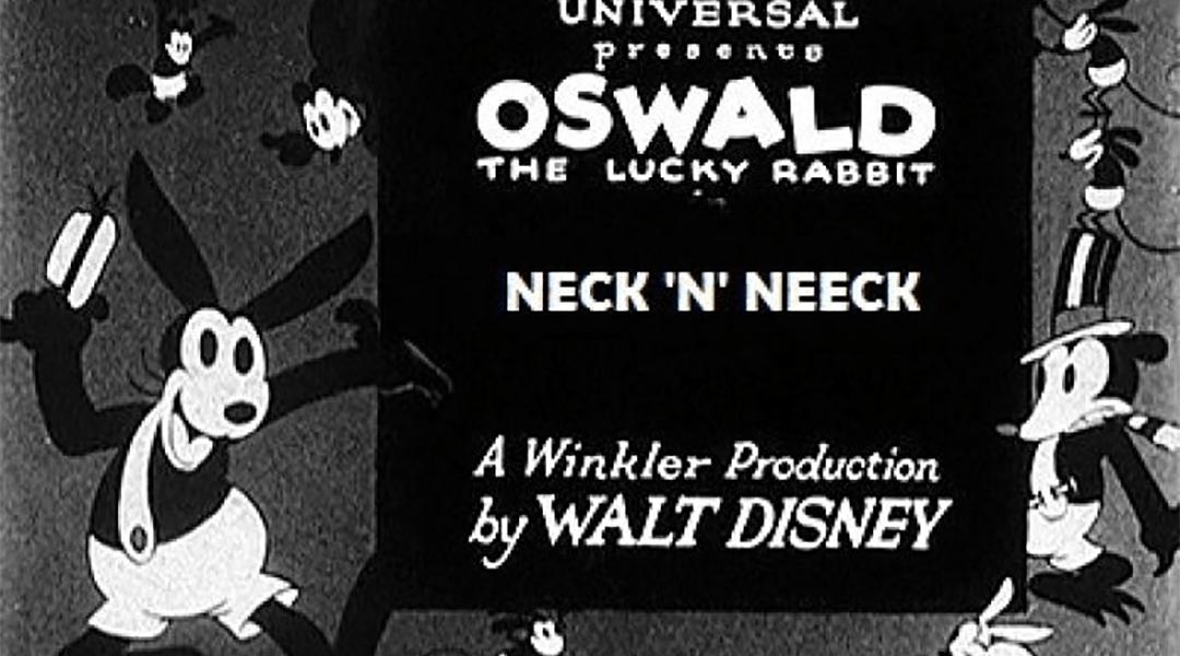 Oswald el conejo de la suerte