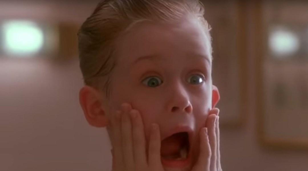 Macaulay Culkin utiliza Mi Pobre Angelito para ligar