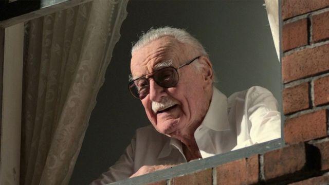 Todos los cameos de Stan Lee para cine y televisión