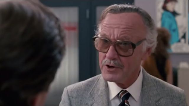 Stan Lee The amlulance