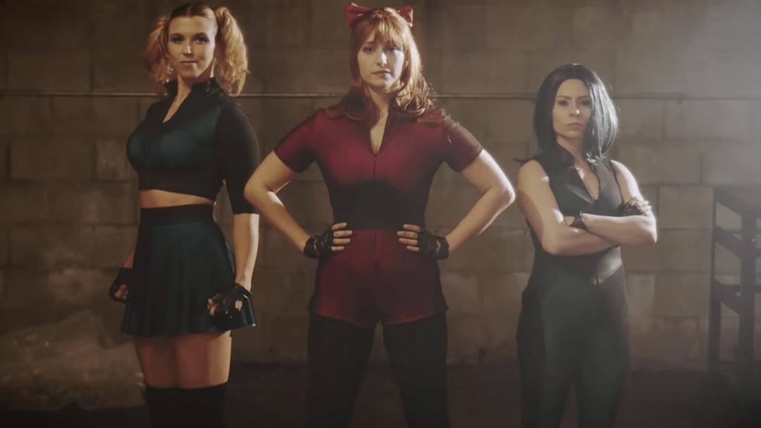 Las nuevas chicas superpoderosas de Adi Shankar