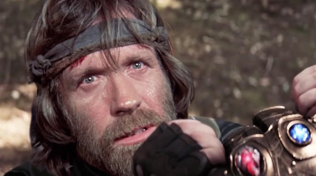 Chuck Norris y Rambo enfrentan a Thanos en este tráiler