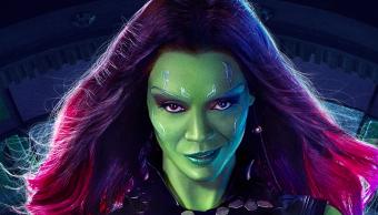 Gamora, el personaje de Marvel Studios