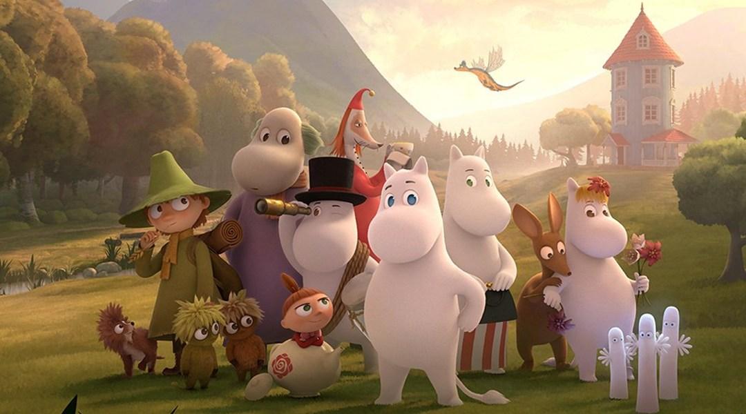 Primera imagen del reboot de los Moomins