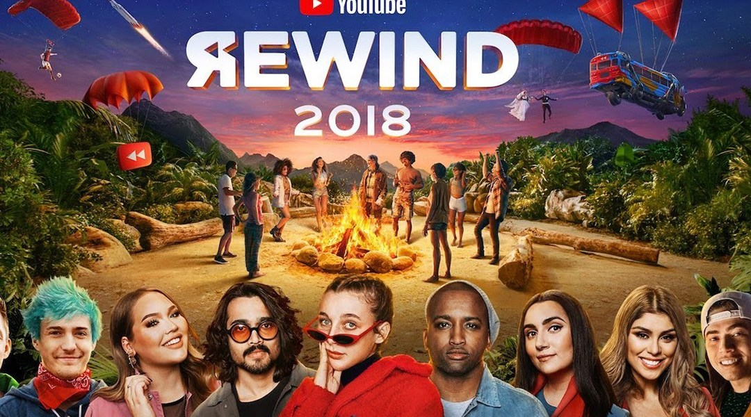 YouTube-Rewind-2018-Dislikes