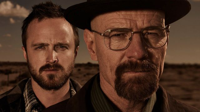 Breaking Bad, Byran Cranston, Aaron Paul, Película