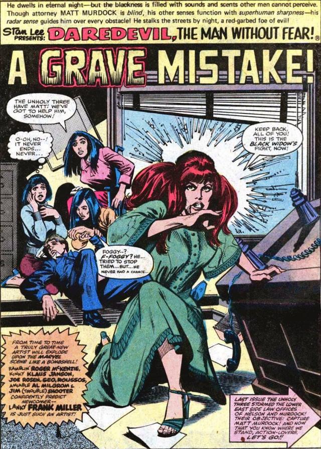 Daredevil No. 158