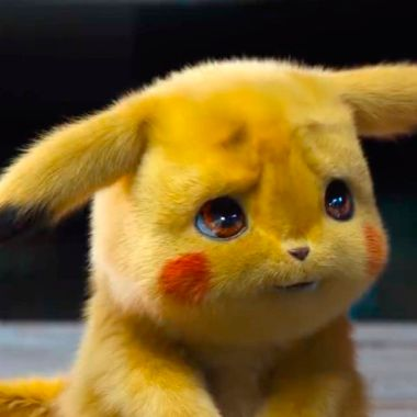 Detective Pikachu, Pokémon, Granbull, Teaser
