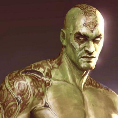 Jason Momoa como Drax