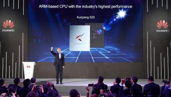 La keynote de Huawei en el CES 2019