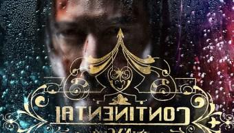 El póster oficial de John Wick