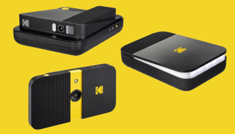 la nueva línea de cámaras SMile de Kodak