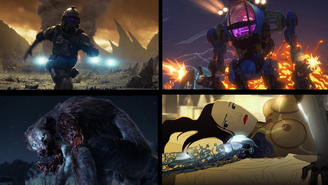 David Fincher y Tim Miller producirán una serie animada de adultos para Netflix