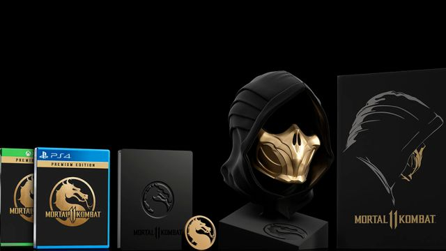 Mortal Kombat 11, Kollector's Edition, Costo, Fecha