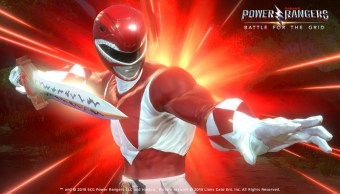 Power Rangers, Juego Peleas, Battle Grid, Peleas