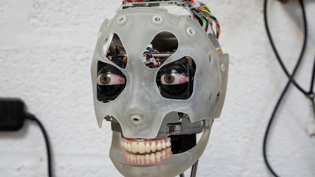 Ai-Da, British Company, Robot, Dibujante