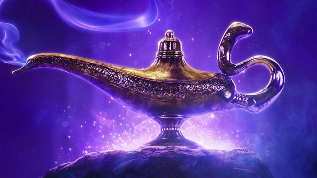 Nuevo trailer de Aladdin muestra a Will Smith como el Genio