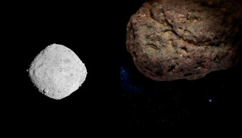Asteroide, 2006 QV89, Bennu, Chocar Tierra