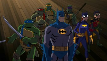 Batman vs Las Tortugas Ninja