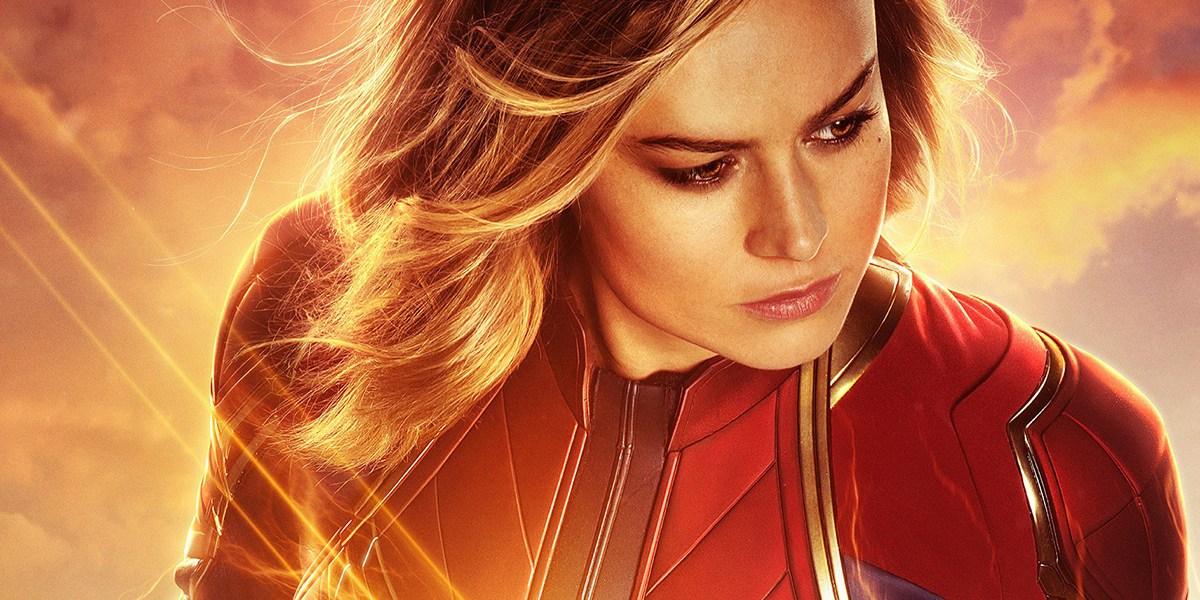 Captain Marvel Mujer Tenias Que Ser Espana Publicidad