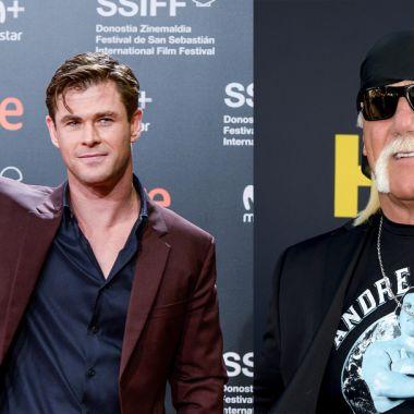Chris Hemsworth, Hulk Hogan, Biopic, Netflix