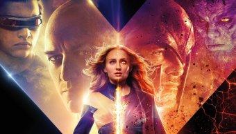 Póster oficial de X-Men Dark Phoenix