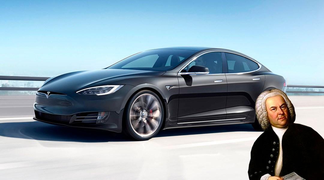 Elon Musk, Johan Sebastian Bach, Ludwig Van Beethoven, Tesla