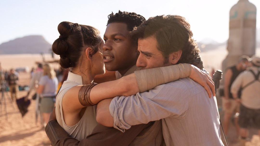 Star Wars Episodio IX, más cerca: anuncian el final de su rodaje