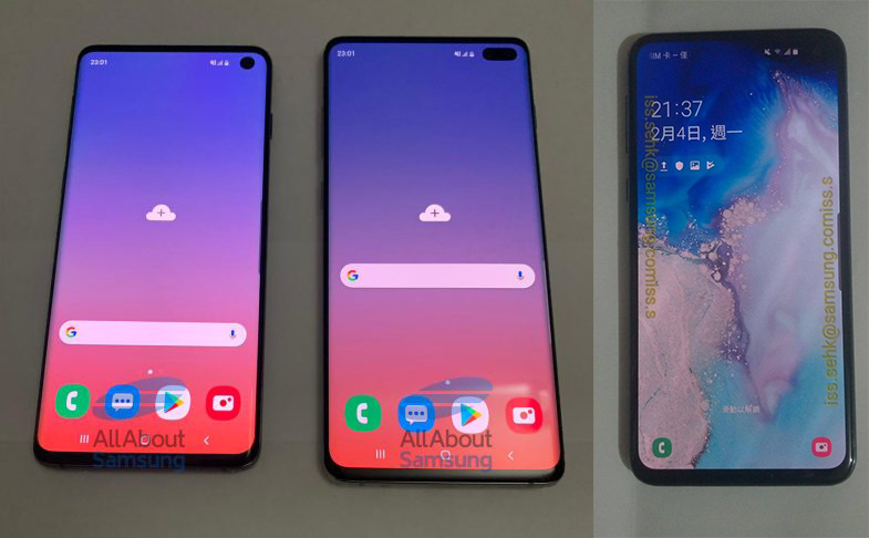 Galaxy S10e, Samsung, Imágenes, Teléfono