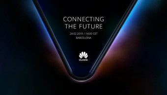 Huawei-Teléfono Plegable-MWC