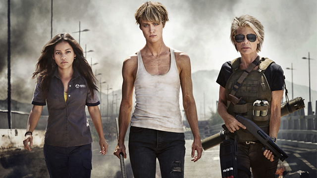 James Cameron, Terminator, Dark Fate, Secuela