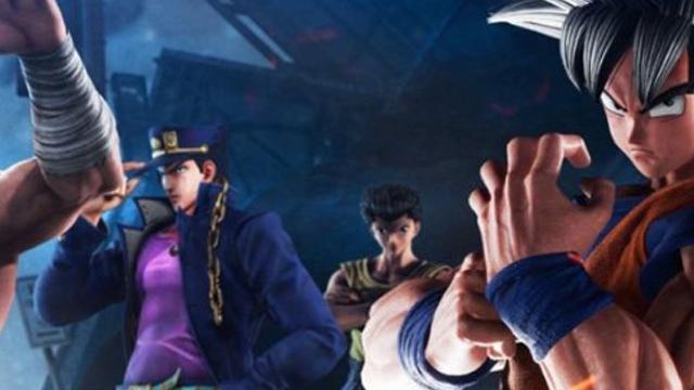 Jump Force, Gameplay, Yugi, Naruto