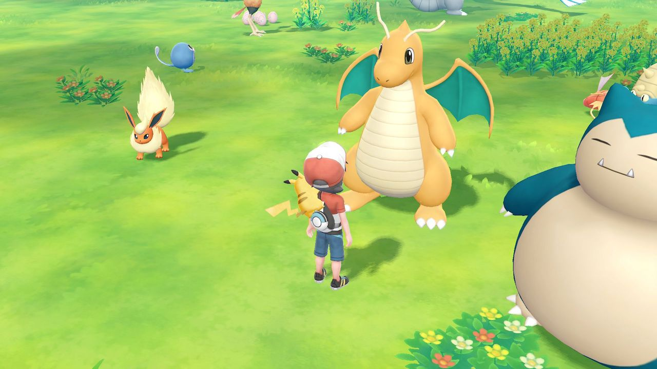 Reseña: Pokémon Let's Go Pikachu Let's Go Eevee