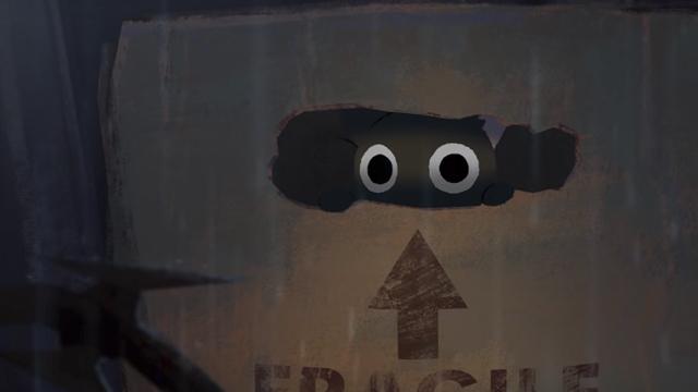 Maltrato Animal, Kitbull, Pixar, Corto