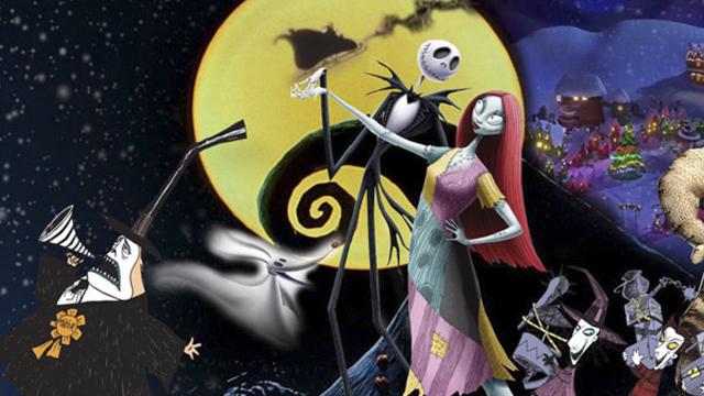 Nightmare Before Christmas, Extraño Mundo Jack, Live Action, Disney