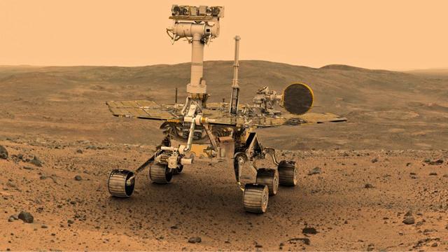 Adiós al robot Opportunity en Marte: Nasa