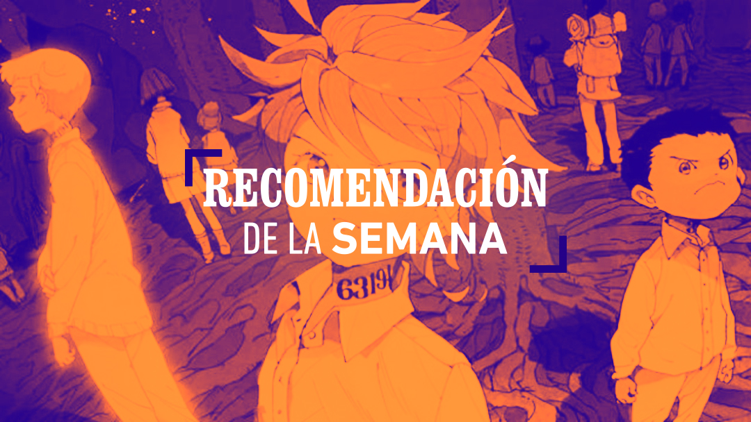 The Promised Neverland, Recomendación, Anime