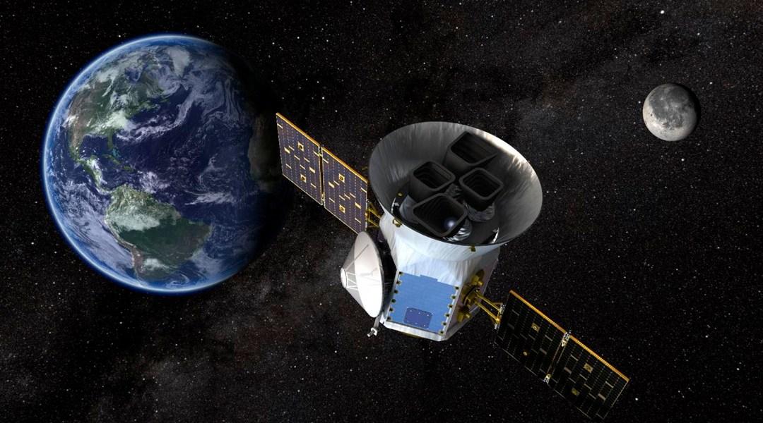 Tierra Caliente, Exoplaneta, NASA, TESS