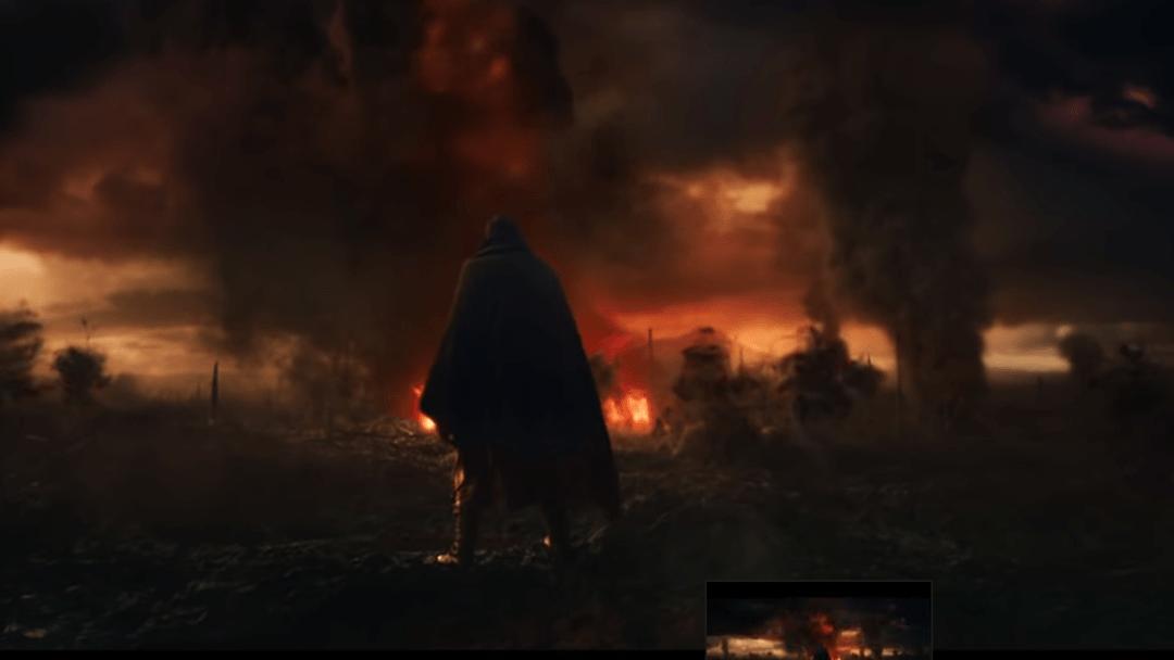 La película biográfica de Tolkien presentó su primer adelanto