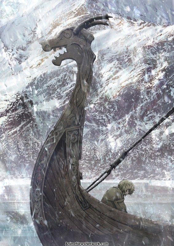 Vinland Saga, Makoto Yukimura, Manga, Anime