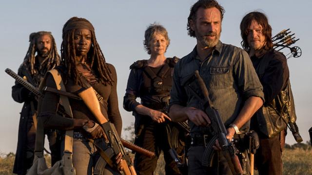 Walking Dead, Décima Temporada, AMC, Renovación