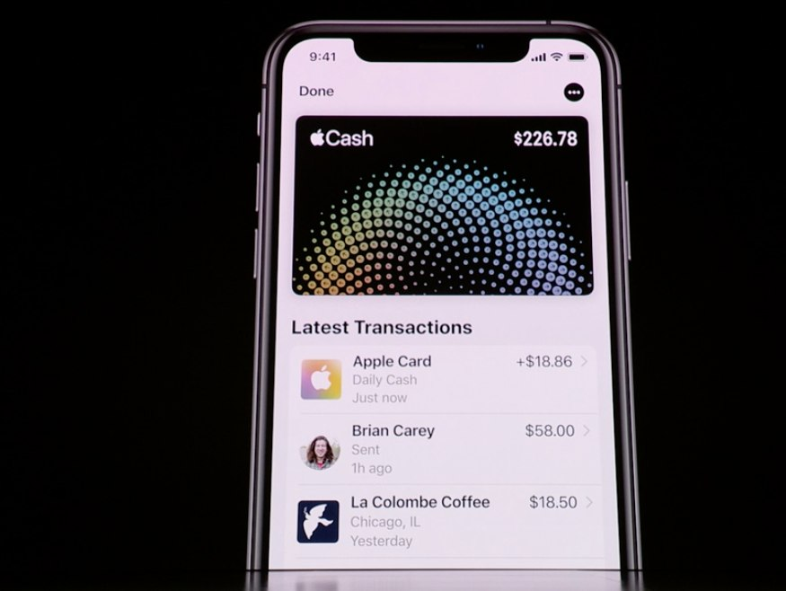 La nueva tarjeta de crédito de Apple para iPhone — Apple Card