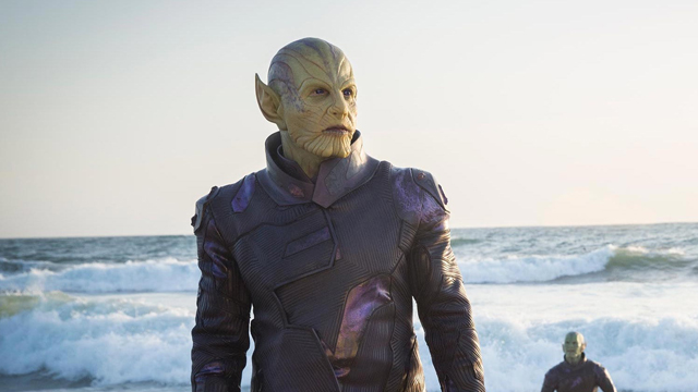 Captain Marvel, Final Original, Película, Spoiler