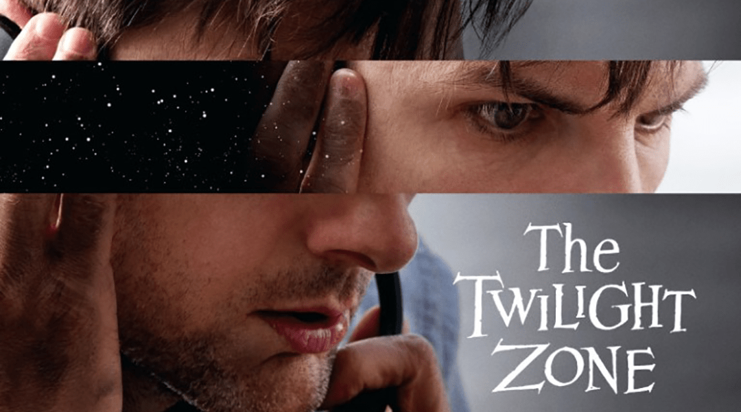 The Twilight Zone: Nightmare at 30.000 Feet