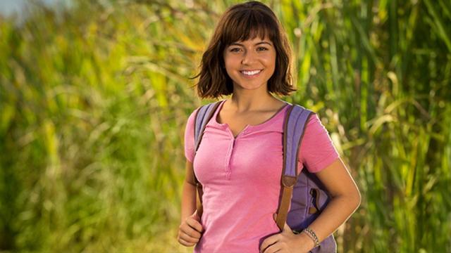 Dora La Exploradora, Lost City of Gold, Película, Tráiler
