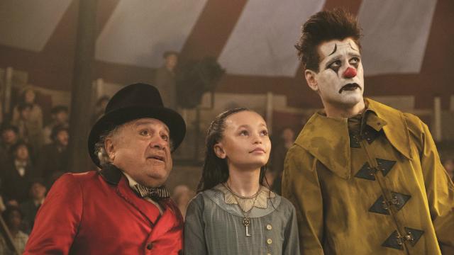 c37306fe4 Reseña  Dumbo — Una película sin alegría que arruina un gran clásico ...