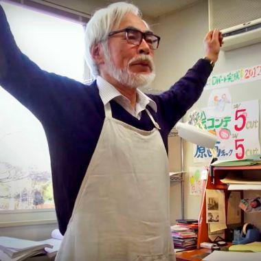 Hayao Miyazaki, Studio Ghibli, Declaraciones, Hollywood