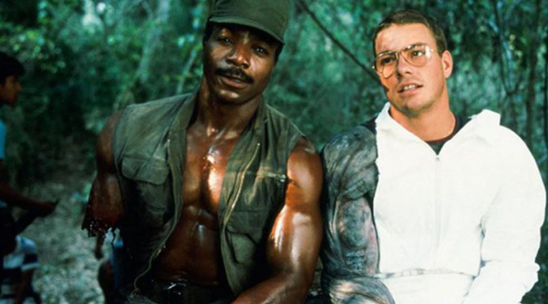 Jean Claude Van Damme, Predator, Película, Abandono