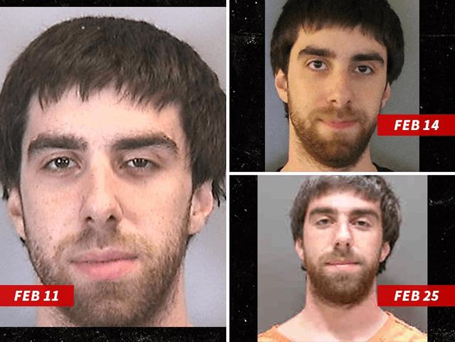 Joey Gaydos Jr arrestado - copia