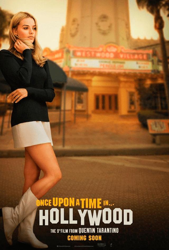Margot Robbie es Sharon Tate